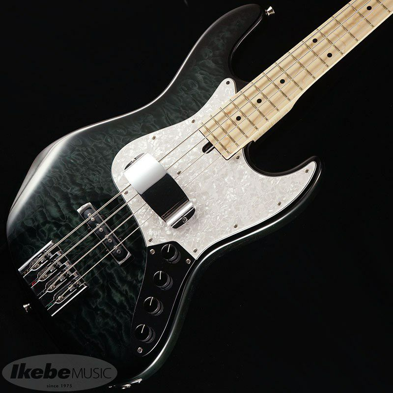 GLOBAL Series IKEBE ORIGINAL HJB4-MODERN/QMT (Cosmo Black Burst)_1