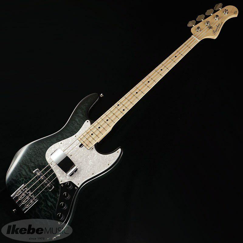 GLOBAL Series IKEBE ORIGINAL HJB4-MODERN/QMT (Cosmo Black Burst)_2