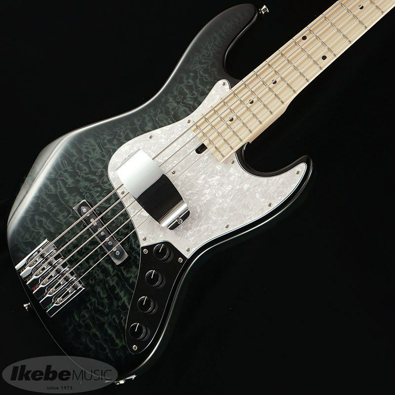 GLOBAL Series IKEBE ORIGINAL HJB5-MODERN/QMT (Cosmo Black Burst)_1