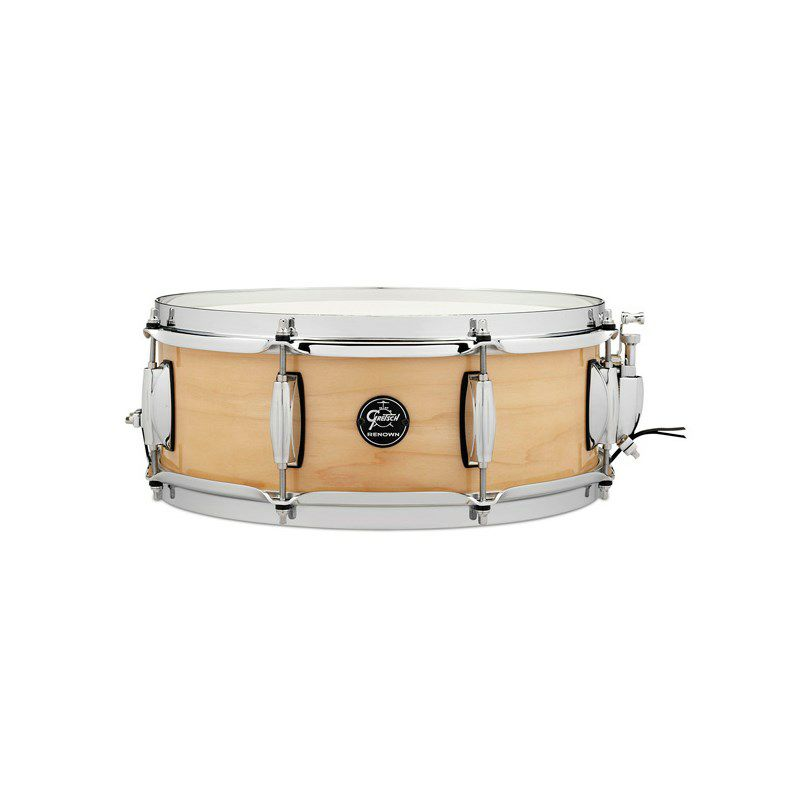 """RN2-0514S-GN [RENOWN Series Snare Drum 14"""" x 5"""" / Gloss Natural]【お取り寄せ品】_1"""