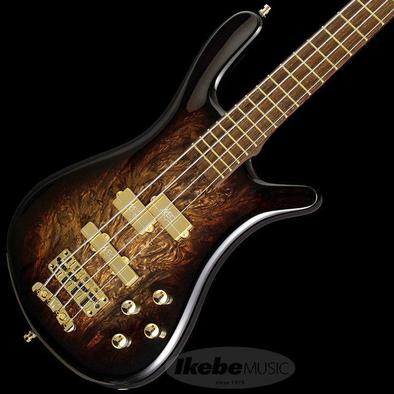 "Custom Shop Streamer LX 4st ""Raffir Bronze Flower Top"" (#A163541-20) 【Factory Order Model 豪華特典!】_1"
