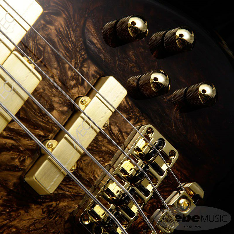 "Custom Shop Streamer LX 4st ""Raffir Bronze Flower Top"" (#A163541-20) 【Factory Order Model 豪華特典!】_6"