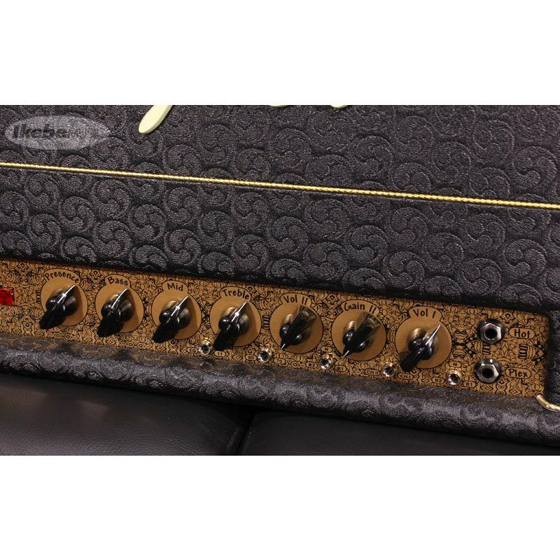 HELIOS 100W Head, Comet Tolex [25th year anniversary Model]_5