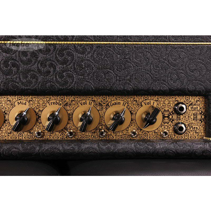 HELIOS 100W Head, Comet Tolex [25th year anniversary Model]_6