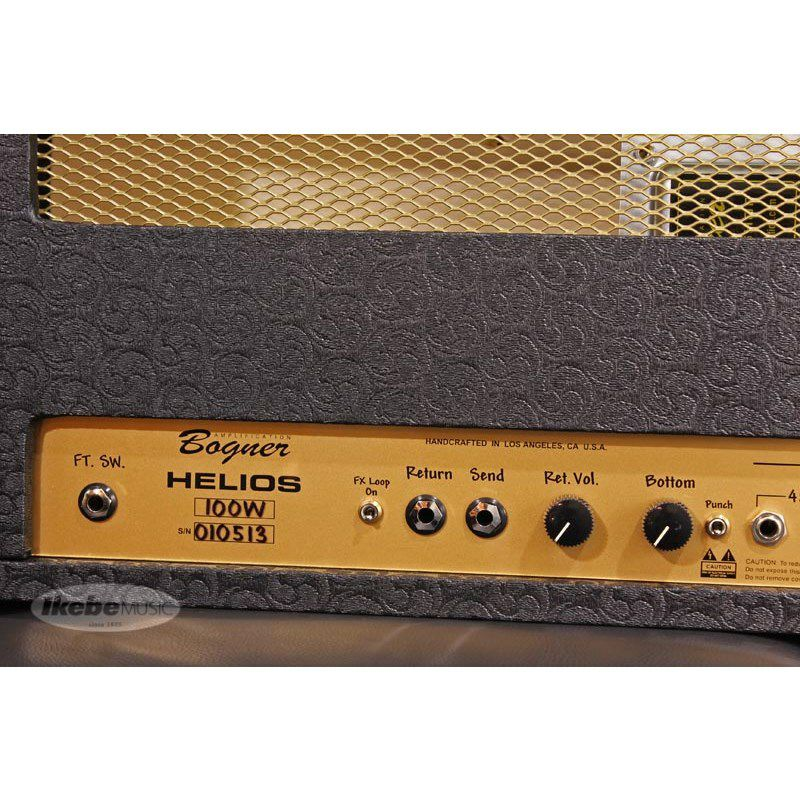 HELIOS 100W Head, Comet Tolex [25th year anniversary Model]_9