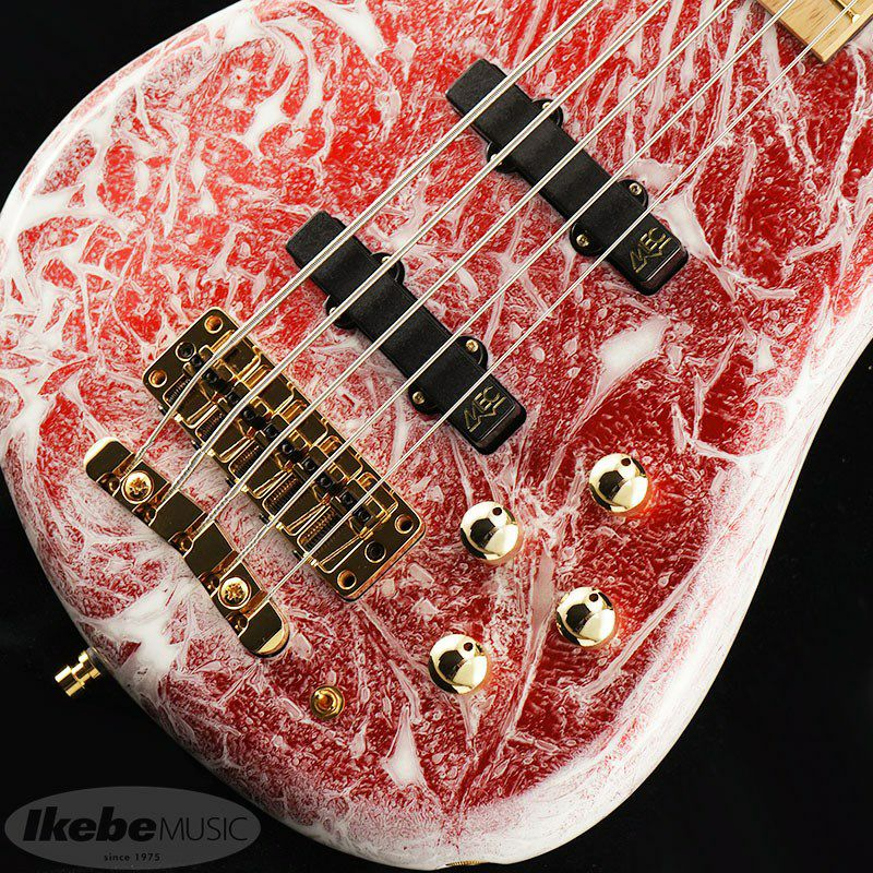 Custom Shop Streamer LX 5stStorm Galaxy Proto Color(White on Red)_4