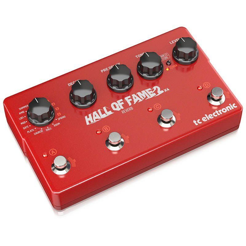 HALL OF FAME 2 X4 REVERB ※国内正規品_3