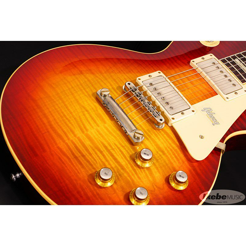 CUSTOM SHOP 60th Anniversary 1960 Les Paul Standard V3 Wide Tomato Burst VOS 【SN.0 0520 / Weight≒3.8kg】【数量限定ギブソン純正ギグケースプレゼント!】_5