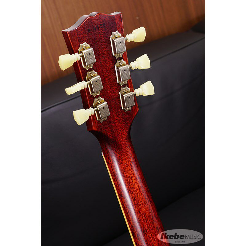 CUSTOM SHOP 60th Anniversary 1960 Les Paul Standard V3 Wide Tomato Burst VOS 【SN.0 0520 / Weight≒3.8kg】【数量限定ギブソン純正ギグケースプレゼント!】_10