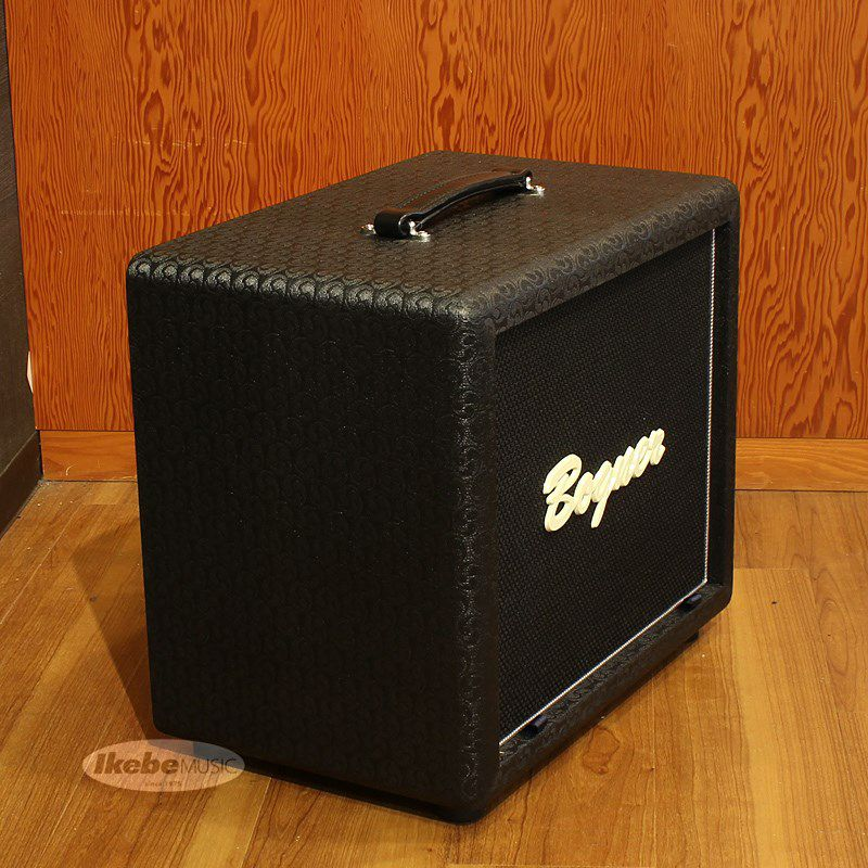 112 Cube Cabinet, closed back/dual ported, Comet, Black, Silver Piping[16Ω仕様]_3