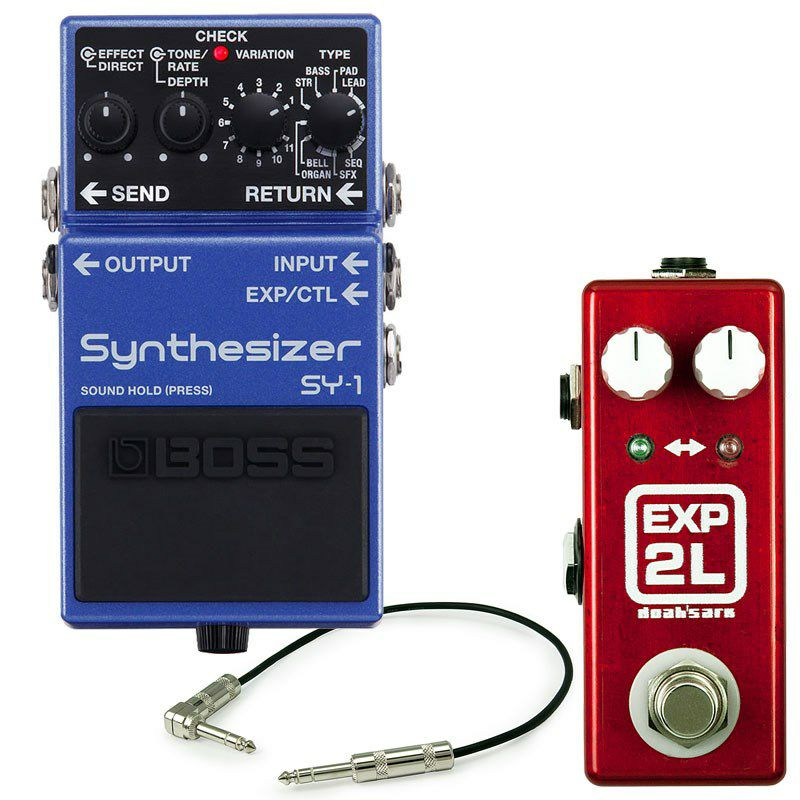 SY-1 【 Noah'sark EXP-2L + TRS-35SL 】 セット! 【IKEBE×BOSSオリジナルデザイン風呂敷プレゼント】_1