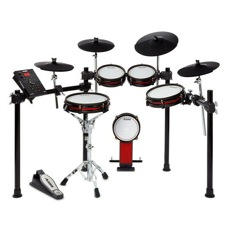 CRIMSON II SPECIAL EDITION [Nine-Piece Electronic Drum Kit with Mesh Heads]_1