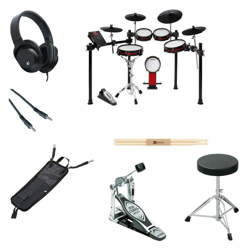 CRIMSON II SPECIAL EDITION Basic Set w/Single Pedal 【エレドラお薦めセット】_1