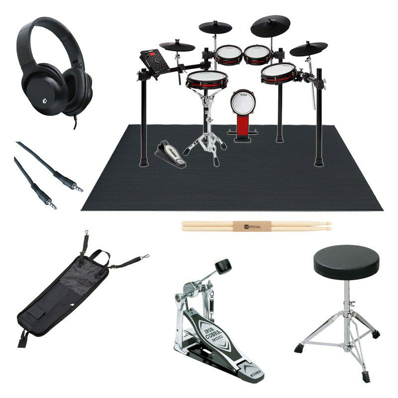 CRIMSON II SPECIAL EDITION Extra Set w/Single Pedal_1