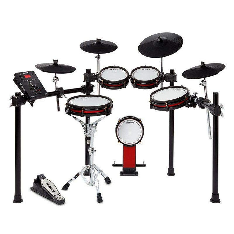 CRIMSON II SPECIAL EDITION Extra Set w/Twin Pedal_2