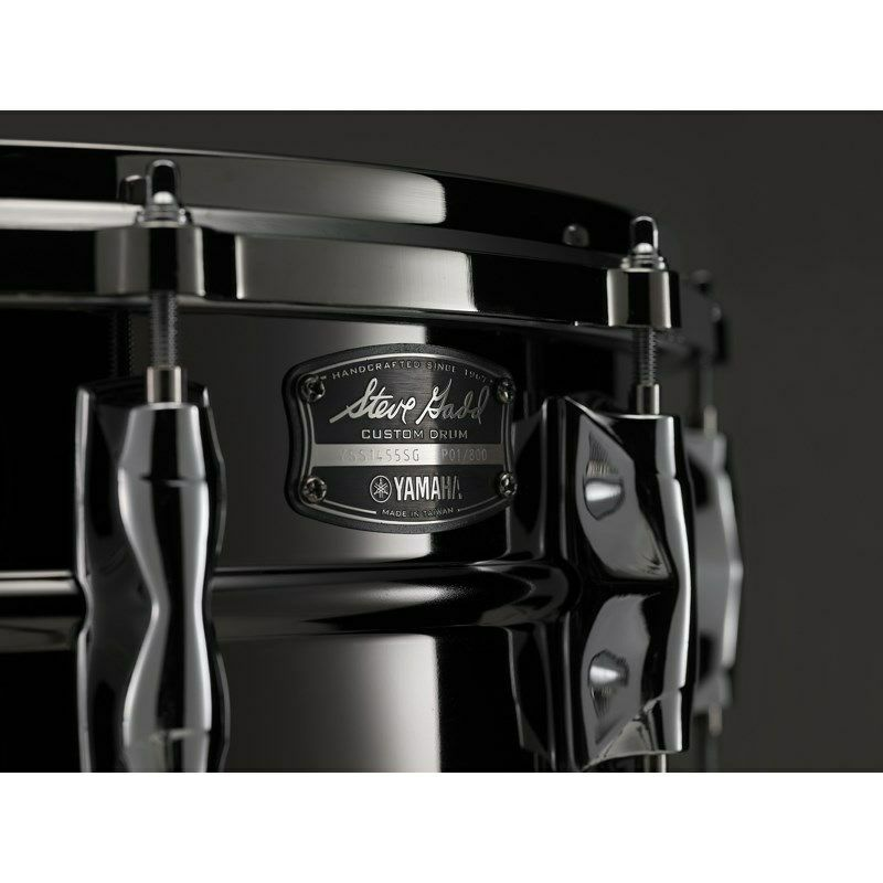 YSS1455SG [Steve Gadd Signature Snare Drum]【全世界800台限定モデル】_3