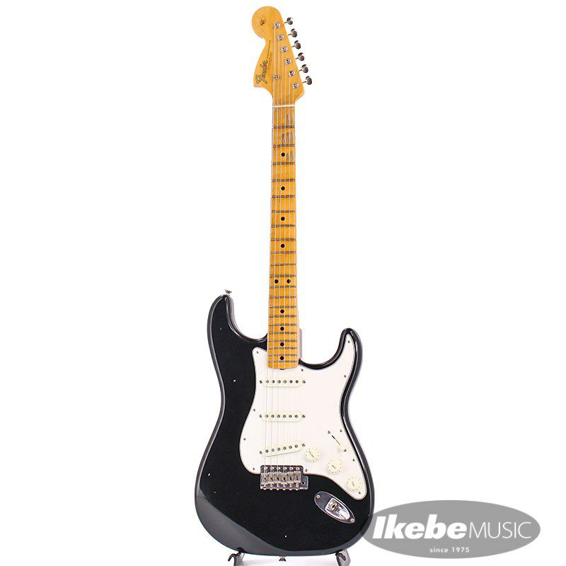 Custom Shop Jimi Hendrix Voodoo Child Signature Stratocaster Journeyman Relic (Black) 【特価】【Weight≒3.51kg】 [CL2020] 【ポイント18%還元】_2