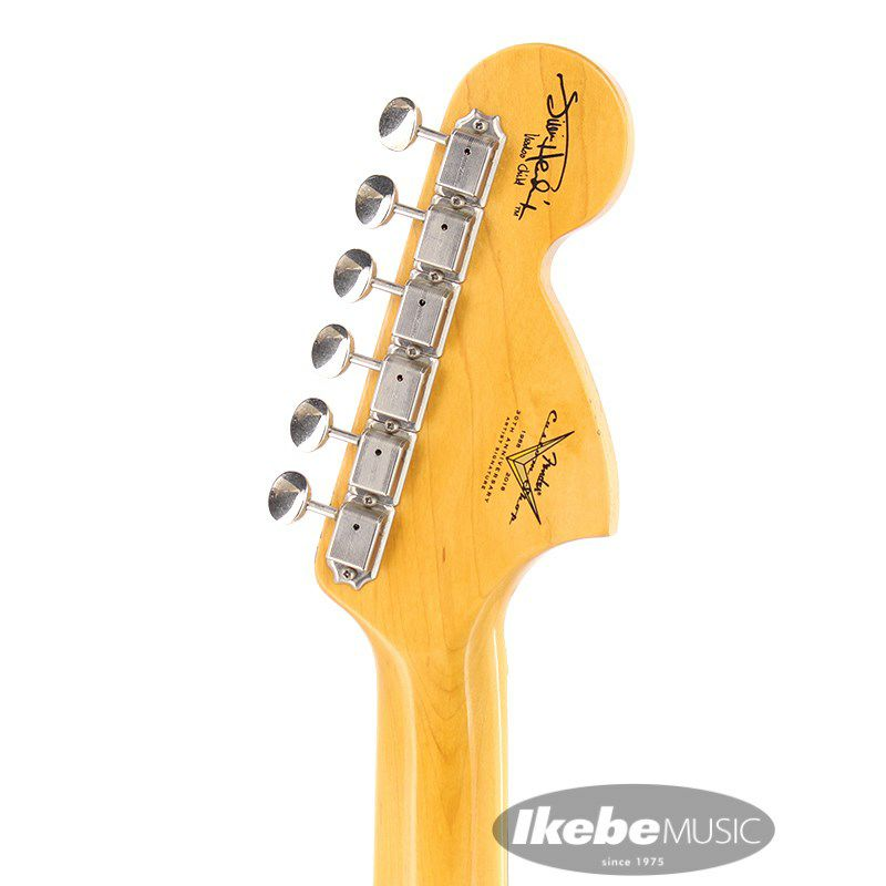 Custom Shop Jimi Hendrix Voodoo Child Signature Stratocaster Journeyman Relic (Black) 【特価】【Weight≒3.51kg】 [CL2020] 【ポイント18%還元】_5