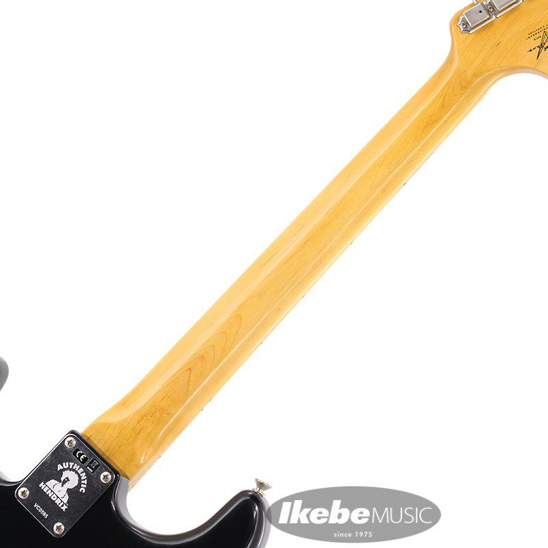 Custom Shop Jimi Hendrix Voodoo Child Signature Stratocaster Journeyman Relic (Black) 【特価】【Weight≒3.51kg】 [CL2020] 【ポイント18%還元】_7
