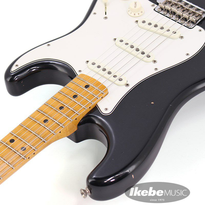 Custom Shop Jimi Hendrix Voodoo Child Signature Stratocaster Journeyman Relic (Black) 【特価】【Weight≒3.51kg】 [CL2020] 【ポイント18%還元】_9