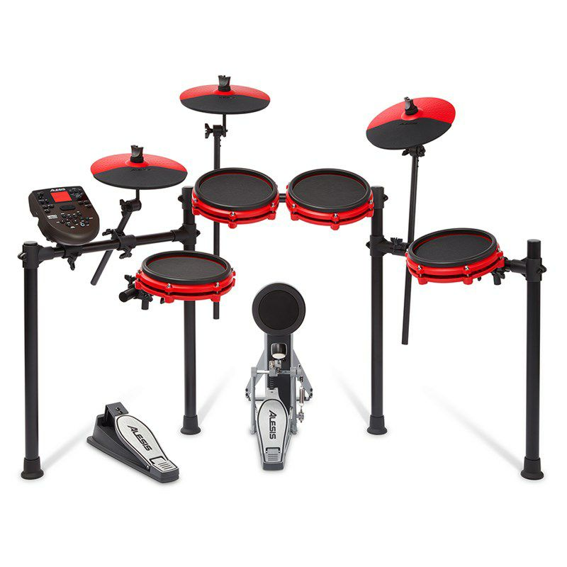 Nitro Mesh Special Edition [Eight-Piece Electronic Drum Kit with Mesh Heads]_1