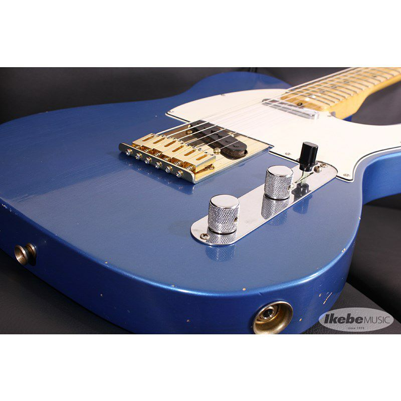 MBS 1967 Telecaster Journeyman Relic Lake Placid Blue Master Built By Paul Waller S/N R106811 【ポイント18%還元】_4