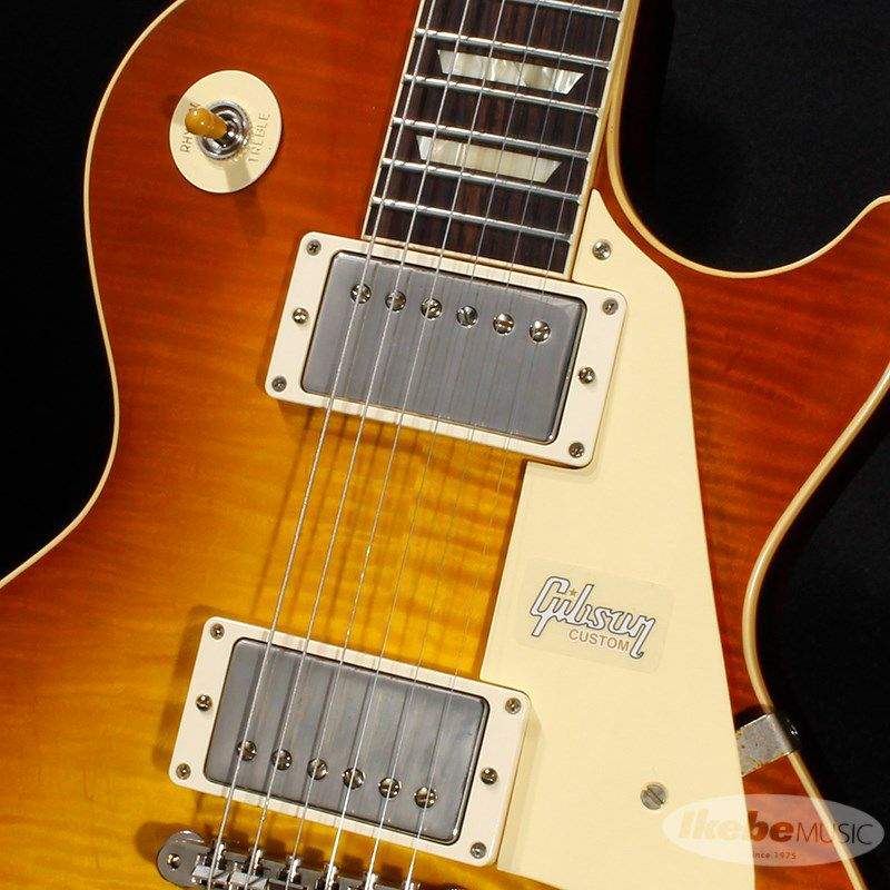 CUSTOM SHOP 60th Anniversary 1960 Les Paul Standard V1 Antiquity Burst VOS 【SN.0 0740 / Weight≒4.02kg】_5